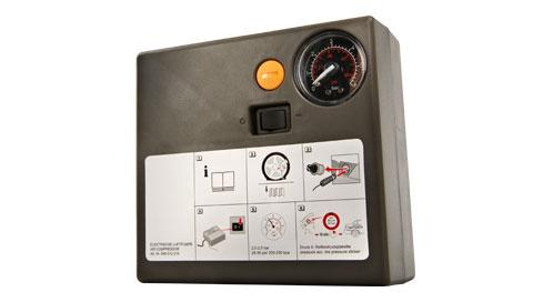 Tire Pressure Gauge >> Active Tools - tS 10A / tS 10B